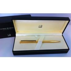 Dunhill~Alfred Dunhill Ball Pen 24K Plated