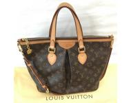 SOLD~Louis Vuitton Palermo 2Way Tote Bag